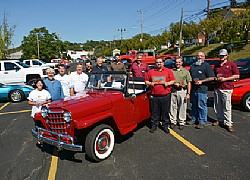 JDRF Car Show